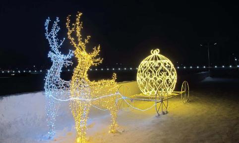 冬趣:玩轉哈爾濱——夢中的童話