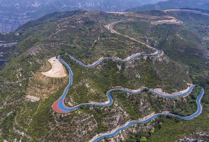 太原:旅遊公路盤活沿線資源