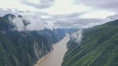 壯美三峽 巫山雲雨美如畫