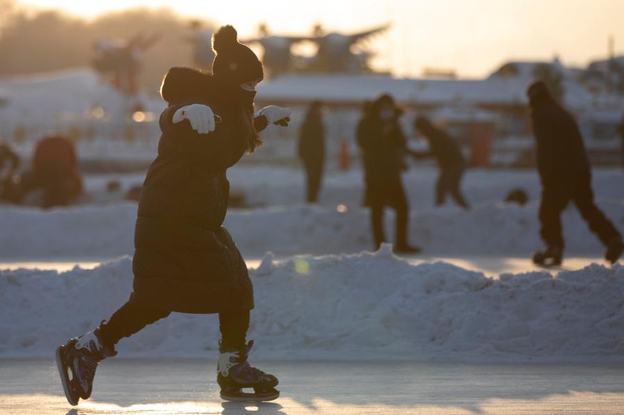 哈爾濱:樂享冰趣