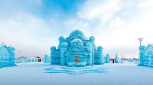 冰雪仙境 神秘樂園